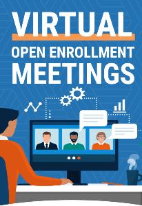 virtual open enrollment graphic
